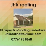 JHK Roofing & Property Maintanance