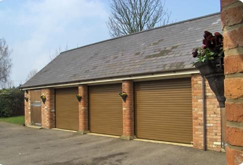Roller Garage Door 15 L