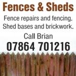 Fences and Sheds