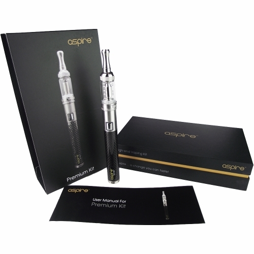 Aspire Nautilous Premium Kit