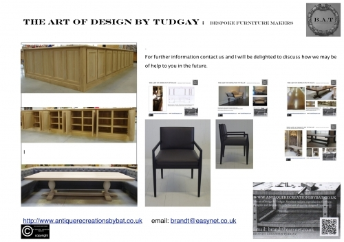 Bespoke kitchen units, many variations available - www.bespokefurnituremakers.company