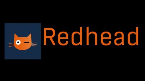 Redhead Graphic Design Logo