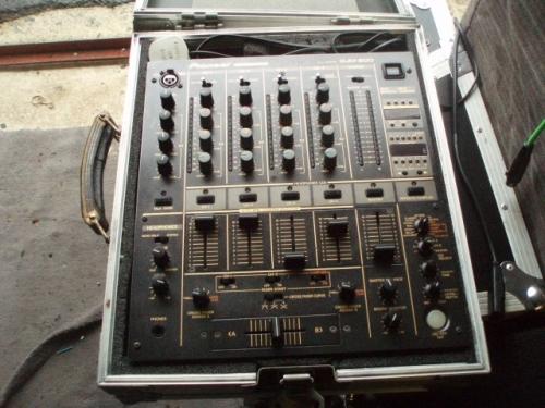 Pioneer 600 Mixer