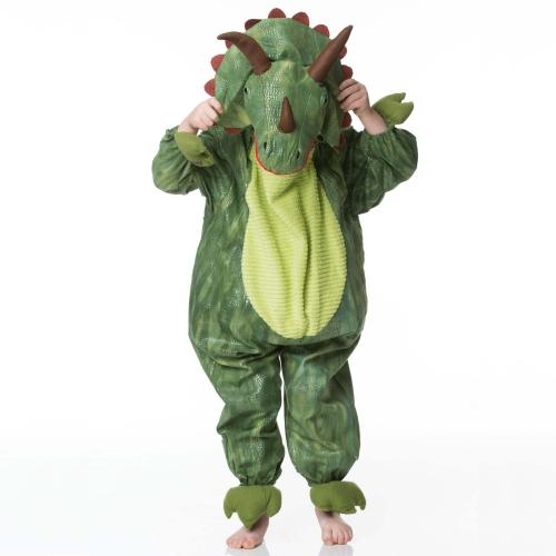 Children's Triceratops Costume