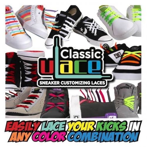 U-lace elastic shoe laces