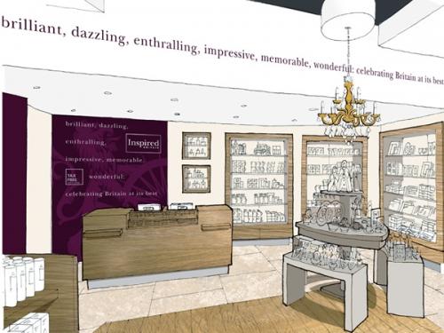 Retail Interior Design