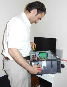 Home-visit computer repairs