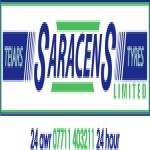 Saracens Tyres