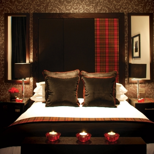 Malmaison Aberdeen Junior Suite